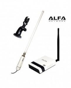 Alfa Netwerk WiFi Pakket